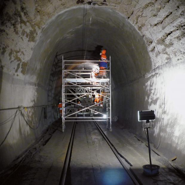 Túneles y pasos hidráulicos