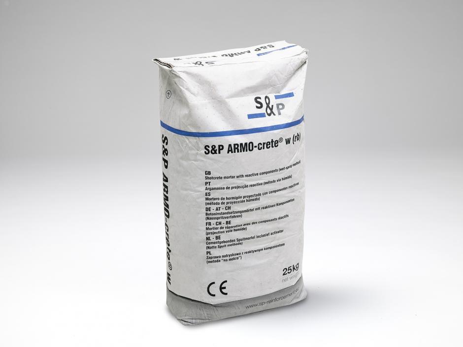 S&P ARMO-Crete®