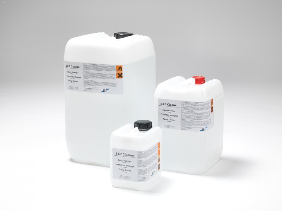 Limpiador S&P Cleaner para el Sistema FX-70®