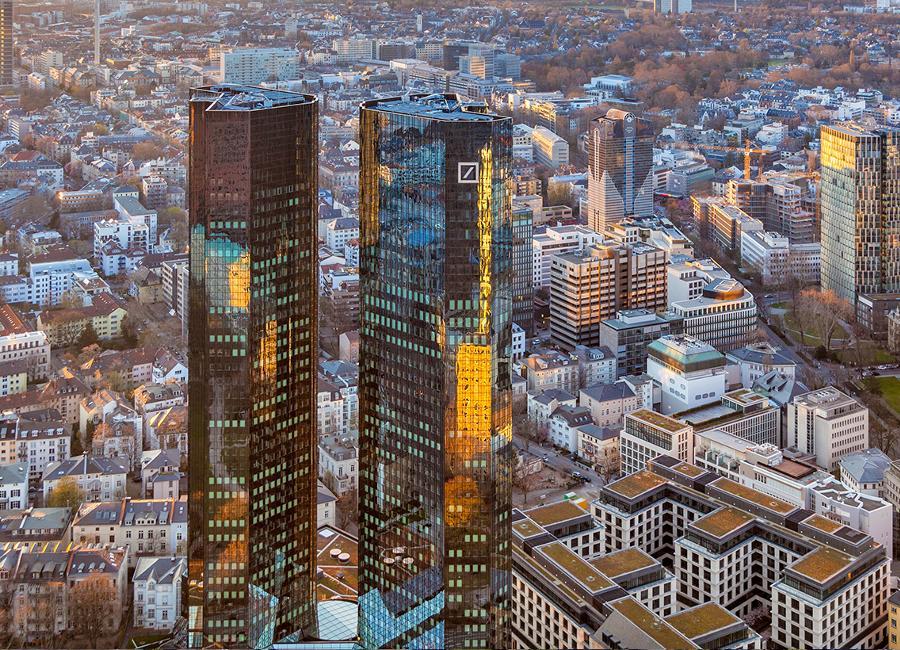 Edificio de Deutsche Bank AG, Fráncfort del Meno