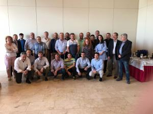 Presentación pública de la compañía S&P Reinforcement Spain